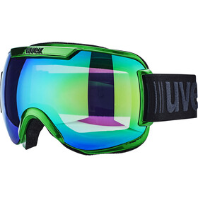 UVEX Downhill 2000 Goggle Green-Cro DL/FM Green